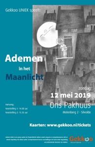 Ademen in het Maanlicht @ Ons Pakhuus | Silvolde | Gelderland | Nederland